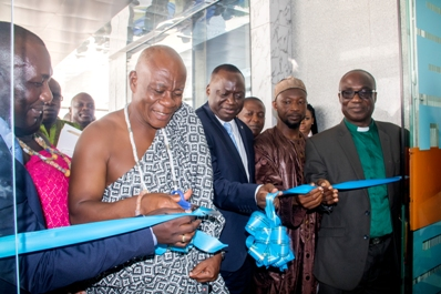 SAHEL-SAHARA BANK (BSIC GH LTD) OPENS ANOTHER BRANCH IN TEMA